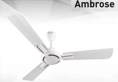 Havells Ambrose 1200 mm Ceiling Fan (Double Ball Bearing) for Rs.1899 @ Amazon