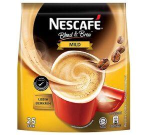 Nescafe Blend Brew 3-in-1 Mild Coffee 475 g