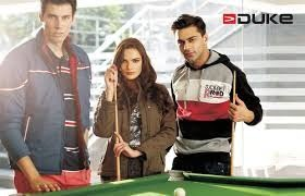 Duke Men's & Women's Winter Jacket upto 60% Off @ Amazon