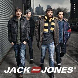 Jack & Jones Mens Clothing - Minimum 65% Off