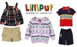 Flat 60% Off on Lilliput Kids Wear @ Amazon