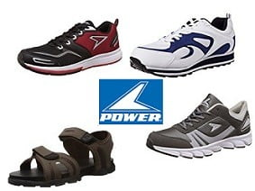 Bata Power Sports Shoes & Floaters – Flat 40% – 60% Off @ Amazon