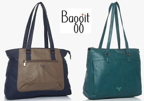 Baggit Women's Handbags – Flat 70% Off @ Jabong