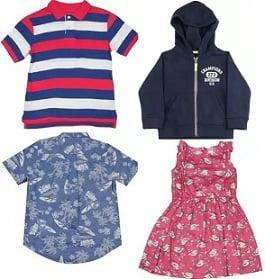 Kid's International Brands Clothing – Minimum 50% Off starts Rs.198 @ Flipkart (Limited Period Offer)