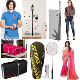 Flipkart Deal of the Day: Kds' Fashion Clothing Under Rs.499, Women's Clothing from Rs.152, Double Bedsheets Cotton Just at Rs.399 & more