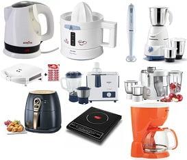 Deep Discounted Deals: Min 30% Off on Mixer Grinders & Kitchen Appliances + 10% Extra instant off @ Flipkart