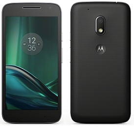 Amazing Deal: Moto G Play, 4th Gen (4G VoLTE) for Rs.7499 @ Amazon