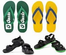 Sandals, Floater & Flip Flops - up to 70% Off