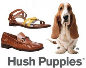 Flat 50% Off on Hush Puppies Footwear for Men's & Women's