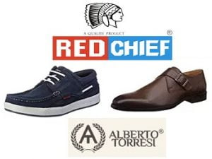 Redchief & Alberto Torresi Men's Footwear – Flat 55% Off – Amazon