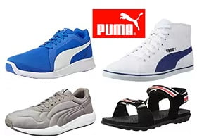 Puma Shoes – Minimum 70% Off – Amazon