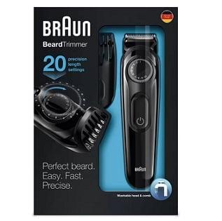 Steal Deal: Braun BT3020 Beard Trimmer For Men worth Rs.2895 for Rs.1099 – Flipkart