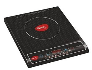 Pigeon Cruise 1800-Watt Induction Cooktop for Rs.1299 – Amazon