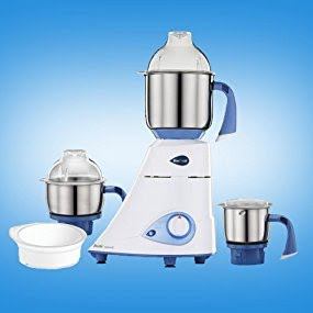 Steal Deal: Preethi Blue Leaf Diamond 750-Watt Mixer Grinder for Rs.2,899 @ Amazon