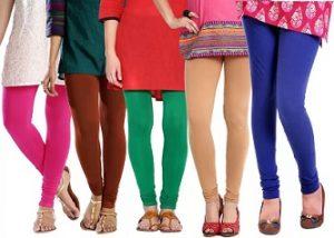 Rashi Women's Pink, Brown, Green, Beige, Blue Leggings  (Pack of 5) for Rs.503 only – Flipkart