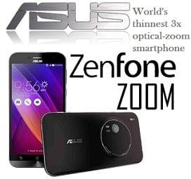 Asus Zenfone Zoom (4GB, 128 GB)