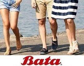 Bata Men's / Women's Footwear – Flat 50% to 65% off @ Amazon