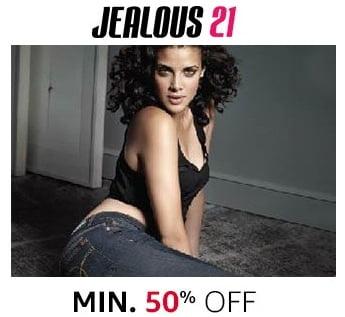 Jealous-21 Women's Clothing – Minimum 50% off – Amazon