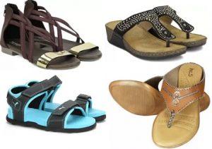 Women's Top Brand Footwear – Minimum 70% off – Flipkart