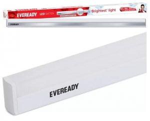 Eveready 4 Ft or 2 Ft – 18 W Straight Linear LED Tube Light for Rs. 299 – Flipkart