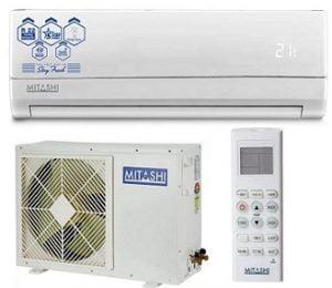 Hot Deal: Mitashi 1.5 Ton 5 Star Split AC – (MiSAC155v05) for Rs.22,499 – Flipkart