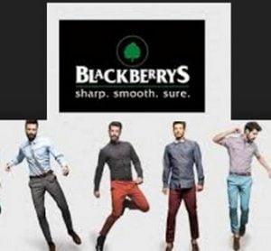 BLACKBERRY's Mens Clothing – upto 70% off – Amazon