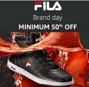 5859bb6cd02be Fila Men's Clothing & Footwear - Minimum 50% off - Amazon ...