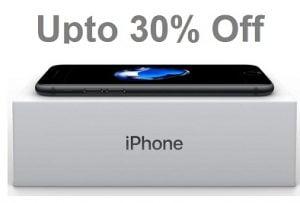 Apple i-Phone Special Offer – Upto 30% off (Valid till 24th June)