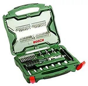 Bosch 65 pc extendable screwdriver set for Rs. 1,399 – Amazon
