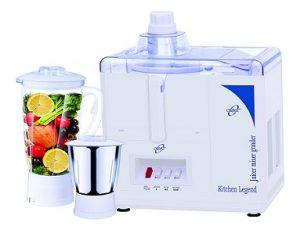 Orpat Kitchen Legend 500-Watt Juicer Mixer Grinder worth Rs. 2,600 for Rs. 1,400 – Amazon
