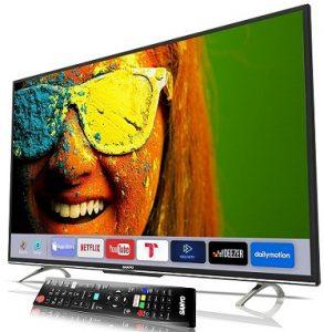 Sanyo 124.5 cm (49 inches) XT-49S8100FS Full HD IPS Smart LED TV