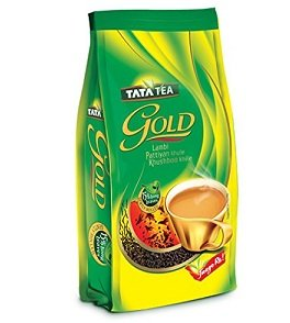 Flat 25% off – Tata Tea Gold, 500g worth Rs.225 for Rs.169 – Amazon Pantry (Limited Period Deal)