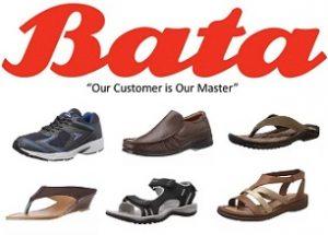 Bata Footwear for Men & Women - Minimum 40% off