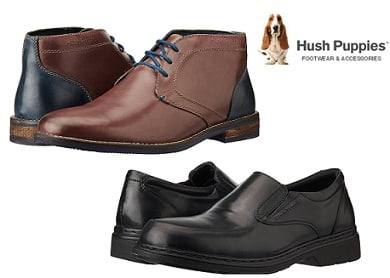 Hush Puppies Shoes – Never Before Price: Minimum 50% Off @ Amazon