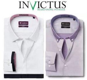 INVICTUS Men's Shirts Flat 70% Off@ Flipkart