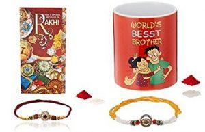 Rakhi & Rakhi Gift Sets – Minimum 80% off – Amazon (Limited Period Offer)