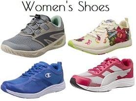 Women Sports Shoes - Min 40% Off