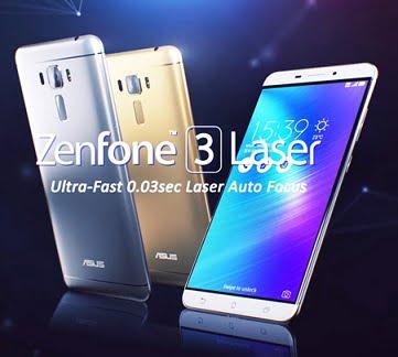 Asus Zenfone 3 Laser (32 GB, 4GB) – Flat Rs.10,000 Off for Rs.9,999 @ Flipkart