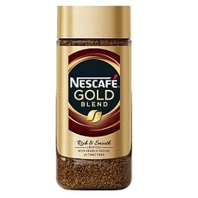 Nescafe Gold Blend Rich and Smooth Coffee Powder 100g worth Rs.599 for Rs.395 – Amazon