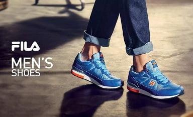 Fila Men's Shoes – Flat 70% off – Amazon