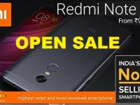Redmi Note 4 (32 GB, 3GB): Flat Rs.1000 off for Rs.9,999   Redmi Note 4 (64 GB, 4GB) for Rs.11,999 @ Flipkart