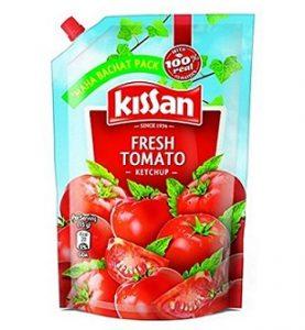 Kissan Fresh Tomato Ketchup 950 g worth Rs.120 for Rs.90 – Amazon Pantry