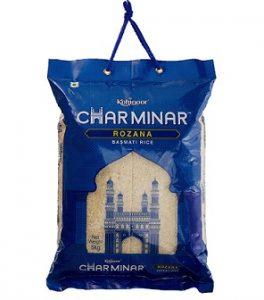 Kohinoor Charminar Rozana Rice, 5kg for Rs.289 – Amazon