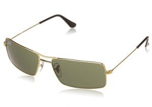 Ray-Ban UV Protected Oversized Men's Sunglasses worth Rs.5490 for Rs.3431 – Amazon