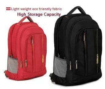 Billion Hi Storage Backpack – upto 64% off starts Rs.640 – Flipkart