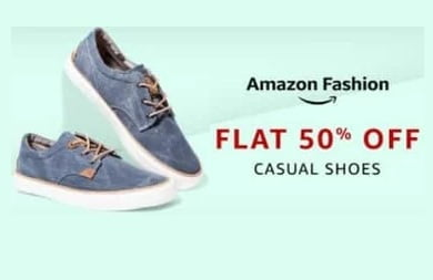 c8a2df58b05e5 Half Price Sale : Top Brand Casual Shoes 50% Off or more - Fulfilled ...