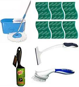 Cleaning Utilities (Gala & Scotch Brite) – upto 60% off – Amazon