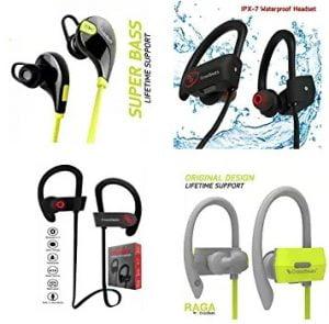 43a6d914818 Crossbeats Bluetooth Headsets / Headphones - Minimum 42% off - Amazon -  Getfreedeals.co.in