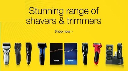Personal Care Appliances (Hair Care Style, Shavers, Trimmers) upto 50% off – Amazon