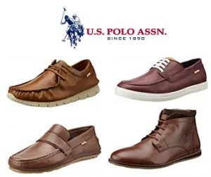 U.S. Polo Assn. Men's Shoes 70% off – Amazon